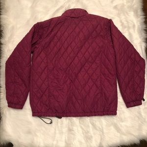 Columbia Jackets & Coats - Columbia purple quilted jacket